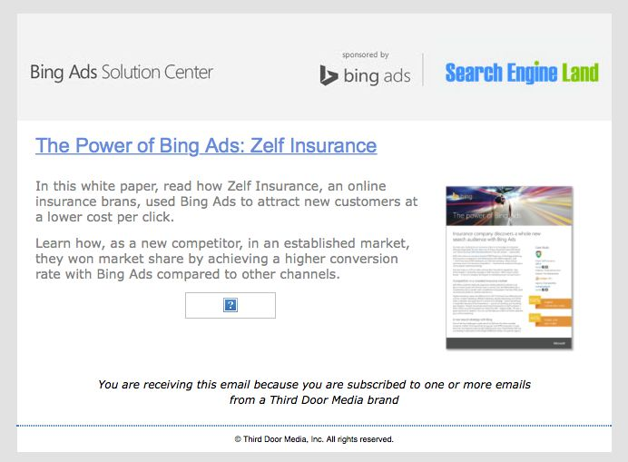 Direct Email Marketing Dem Campaign Examples Including Screenshots