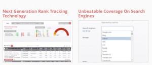 Pro Rank Tracker dashboard screenshot