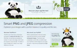 TinyPNG Optimize your images with a perfect balance in quality and file size